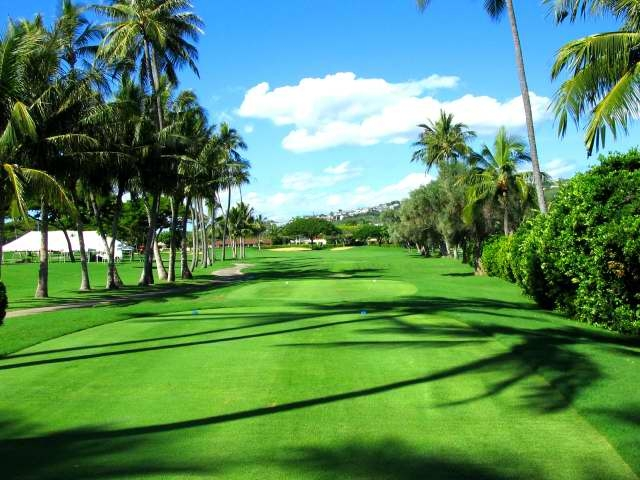Waialae Country Club The Best Hawai Honolulu Golf Course For Vacation Wallpaper And Images