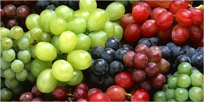 Kesehatan : Anggur Bisa Mencegah Diabetes