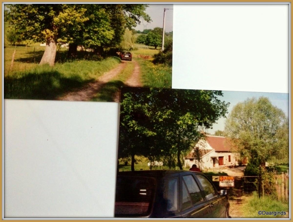 Daarginds, de groene heuvels: mei 2014