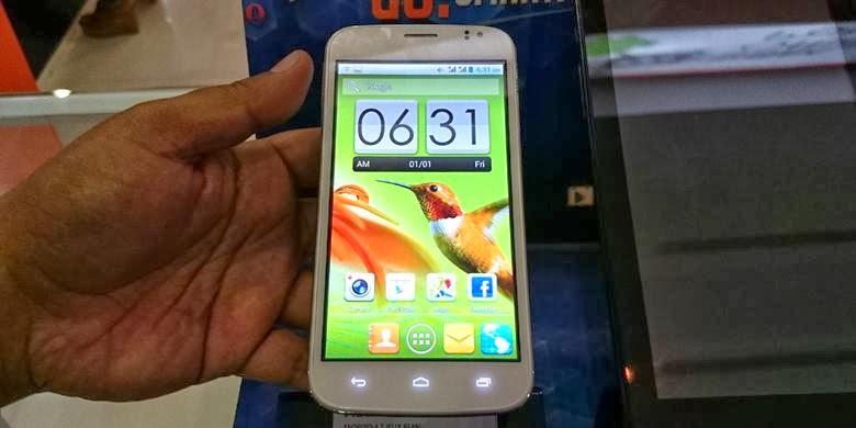 Daftar Ponsel Android di Bawah Rp 1 Juta di Mega Bazaar