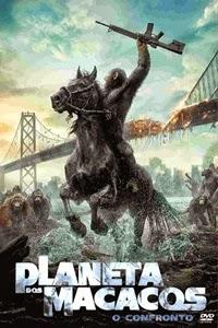 Download Planeta dos Macacos O Confronto Torrent Dublado