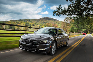 Dodge Charger is formidable, even with four doors