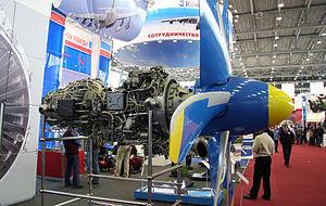 TV7-117 Turboshaft Engine