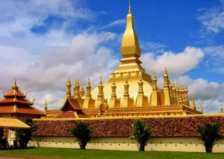 Tempat Wisata Menarik dan Terkenal di Laos