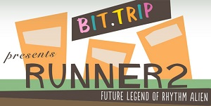 bit trip presents runner 2 future legend of rhythm alien logo Bit.Trip Presents Runner2: Future Legend of Rhythm Alien   Joystiq Review