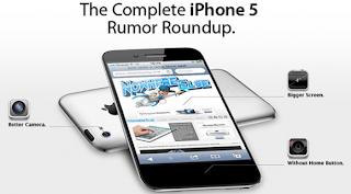 iPhone 5 akan segera diluncurkan