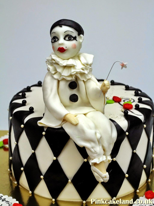 Pierrot Cake - London