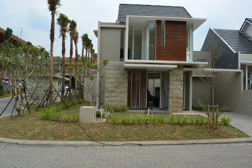 Rumah Type Belle Cluster Riverside