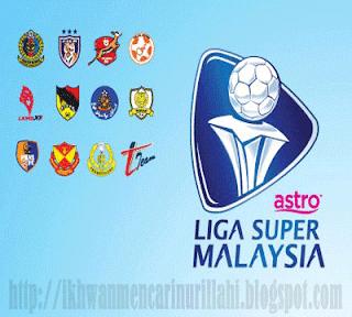 Keputusan Liga Super 19 Februari 2013