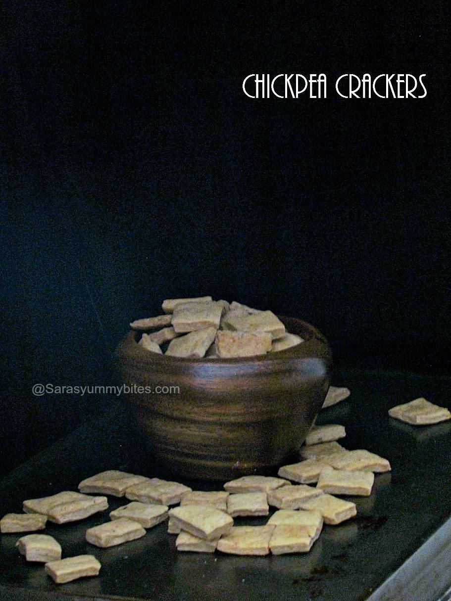 Chickpea Cracker