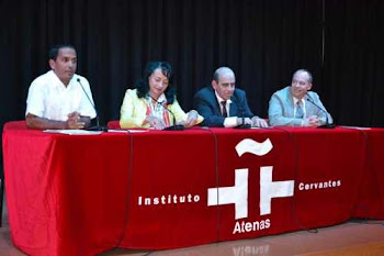 CERVANTES INSTITUTE APRIL 2011