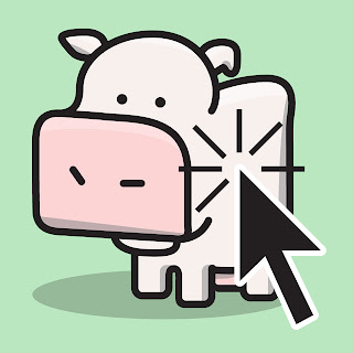 Cow Clicker - The Facebook parody game