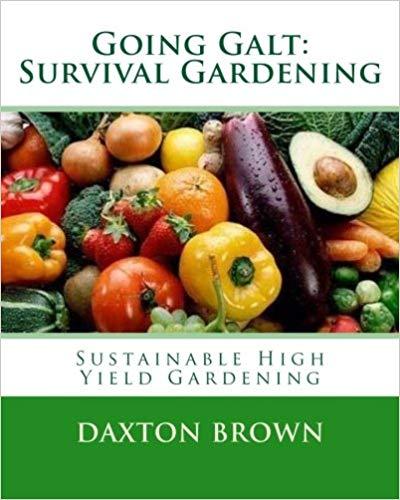 Going Galt: Gardening