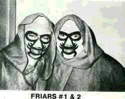 The Friars # 1 & # 2