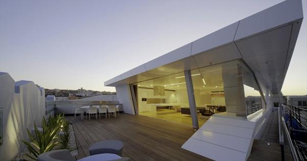 Dise o de casas fachadas de viviendas fotos e ideas de diseno de casas tico elegante - Diseno de viviendas ...