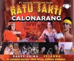 film jadul Ratu Sakti Calon Arang