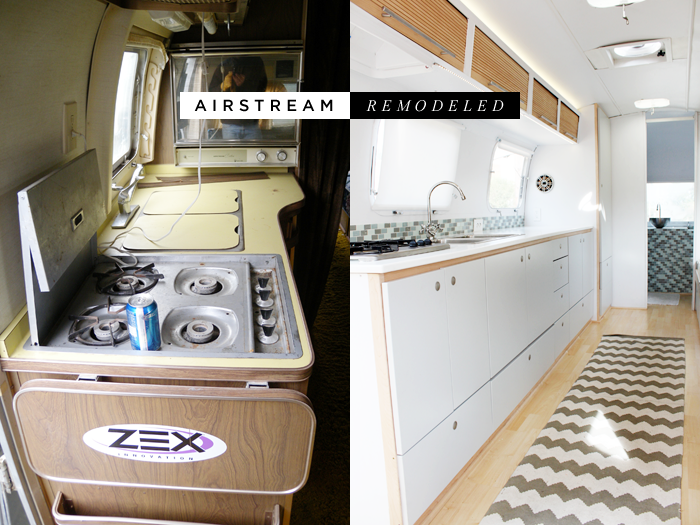 Cool A Mod Airstream Remodel