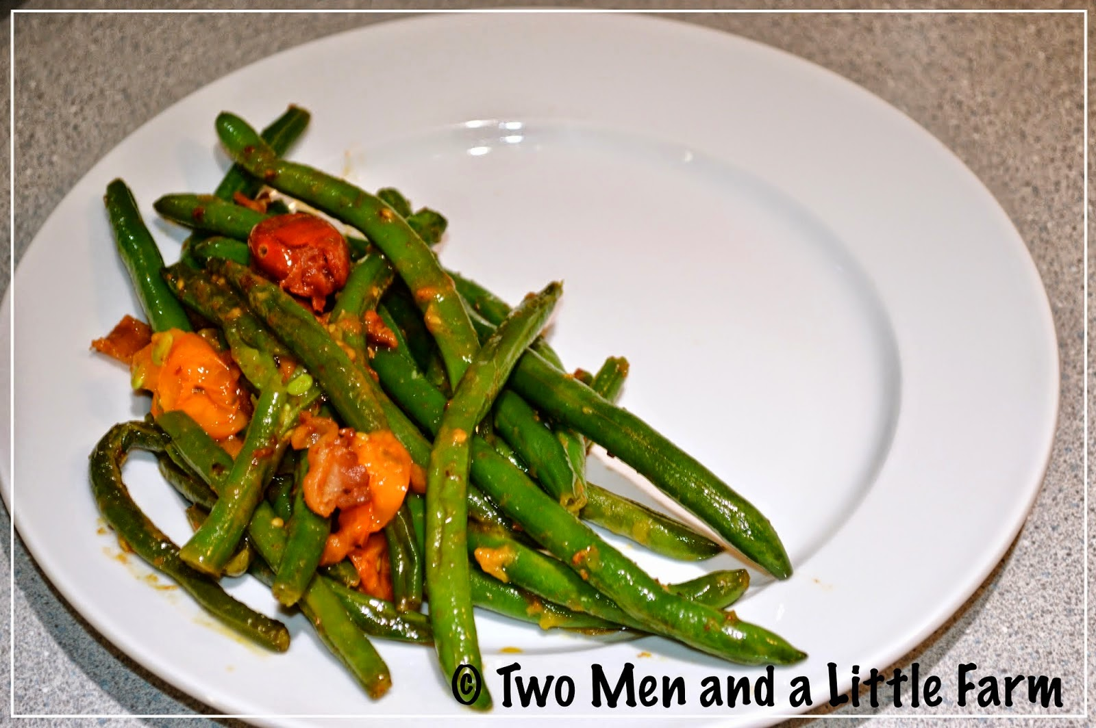 Two Men And A Little Farm OUR KITCHEN RECIPES