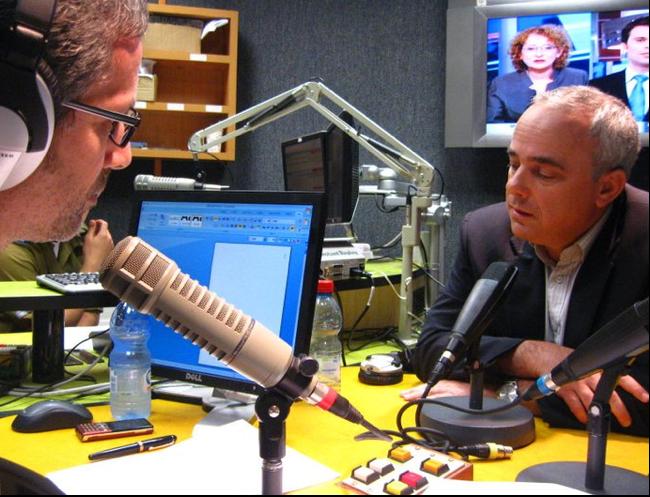 Radiopassioni israele in forse la pubblicit sull for Radio parlamento streaming