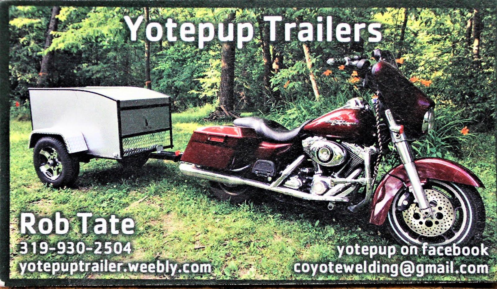 Yotepup Trailers