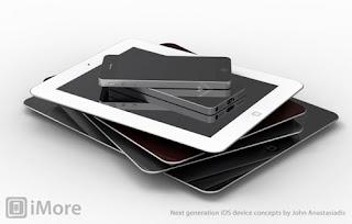 iPhone 5 and iPad Mini upcoming