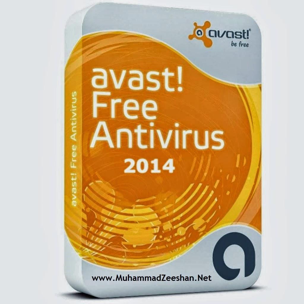 Avast Free Antivirus 9.0.2018 Full Version