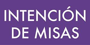 INTENCION MISA