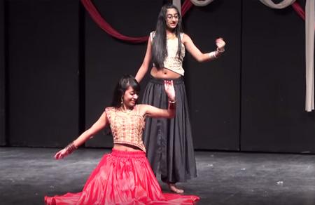 Bollywood dance- radha, disco deewane, fevicol , go go govinda