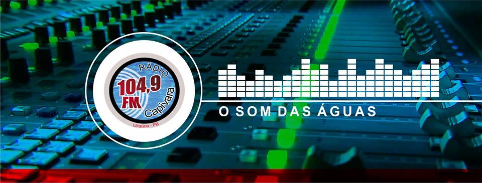 Click Na Imagem Pra Ouvir! - RÁDIO CAPIVARA FM