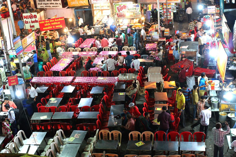 Manek Chowk Best Food