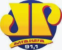 Rádio jovem Pan FM da Cidade de Criciúma ao vivo