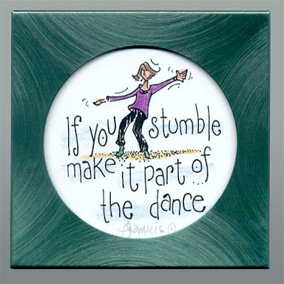 stumble make dance
