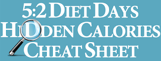 Hidden Calories Cheat Sheet here