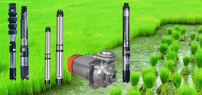 Different types of agricultural water pumps online | Agriculture Pumps Dealers India - Pumpkart.com