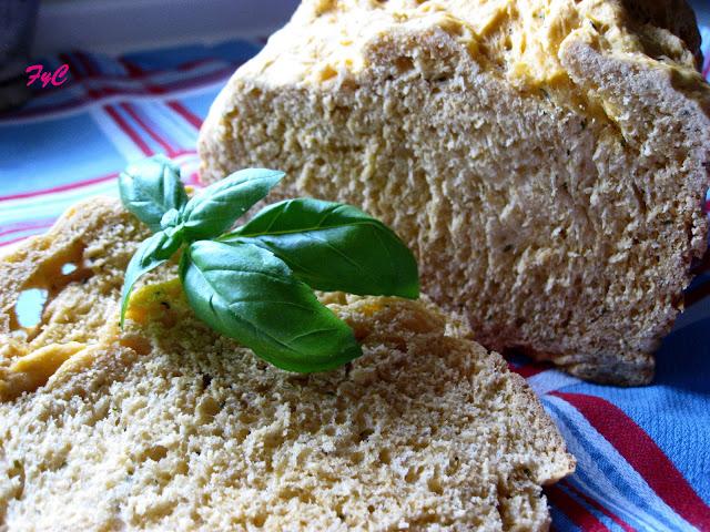 Pan de Albahaca...