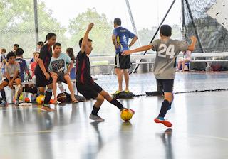 Futsal: apostar no 1x1 ou na circulação de bola?