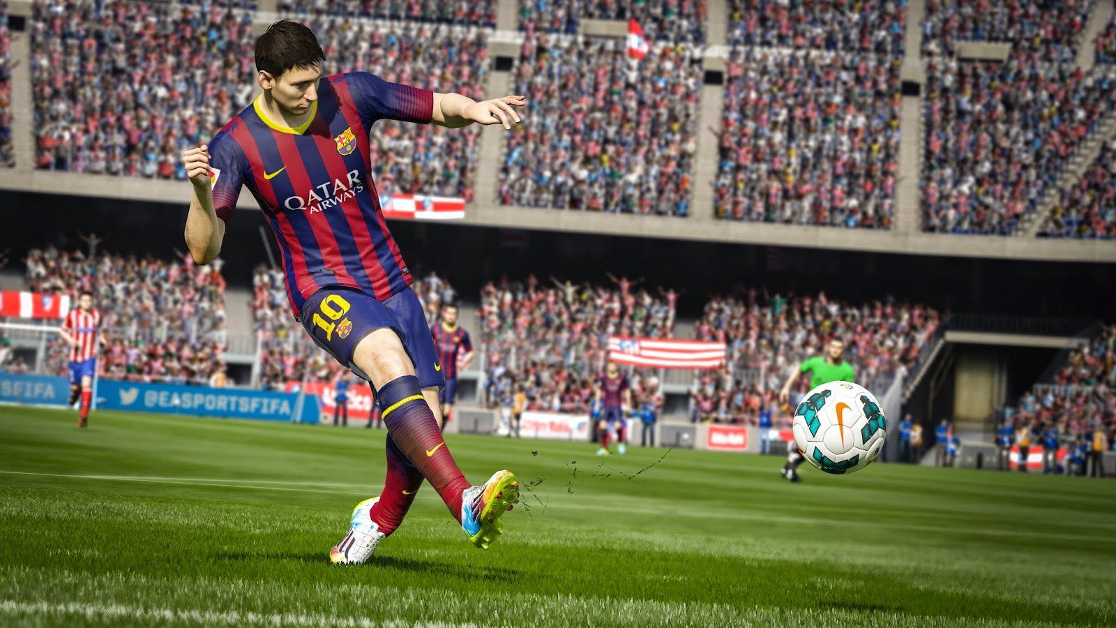 Videojuego FIFA 15