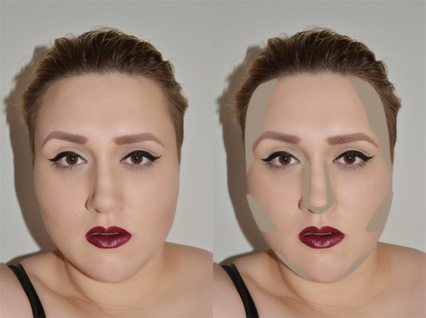 Dressing outside the box contouring for fair skin - Gesicht konturieren produkte ...