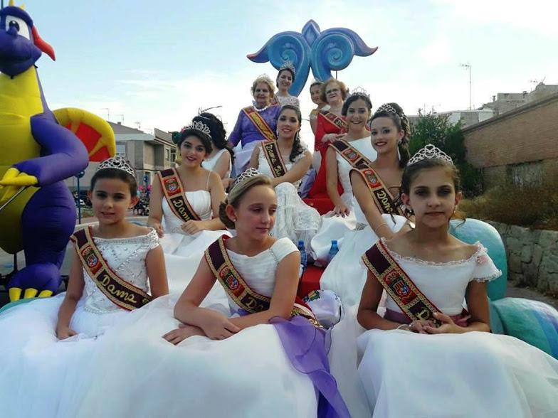 FIESTAS DEL CORPUS 2017 ARCHENA