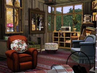 potter weasley livingroom burrow
