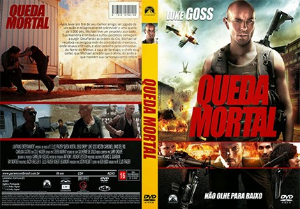 Queda Mortal BDRip XviD Dual Áudio