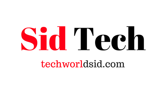Sid Tech - Everything About Latest Technology