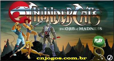 Thunder  Games on Thundercats   Games Free Online
