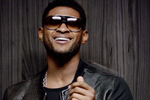 Daftar 10 Lagu Terbaik Usher