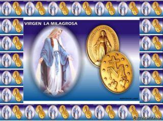 Medaglia Miracolosa della Vergine Immacolata
