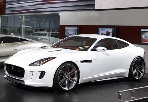 Jaguar F Type 1
