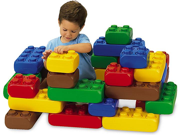 Didacticos chile construcci n y encaje material - Construcciones de lego para ninos ...