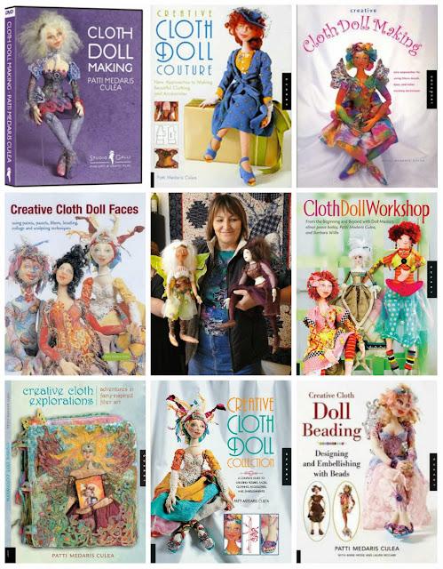 книги и куклы Патти Медарис Кулеа