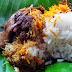 Resep Masakan Nasi Krawu khas Gresik