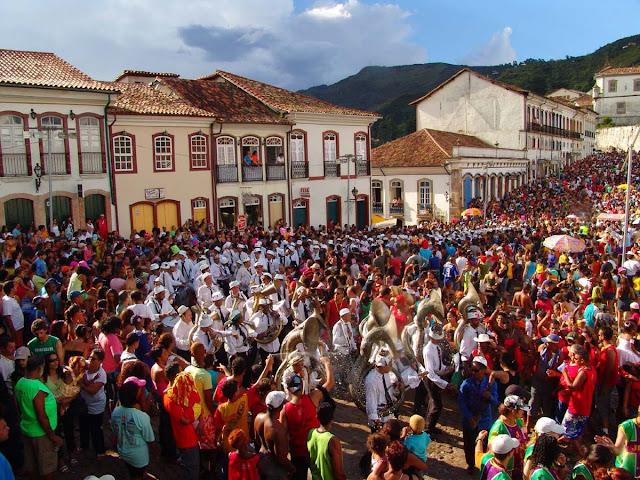 Ouro Preto - gentileza Agencia MG